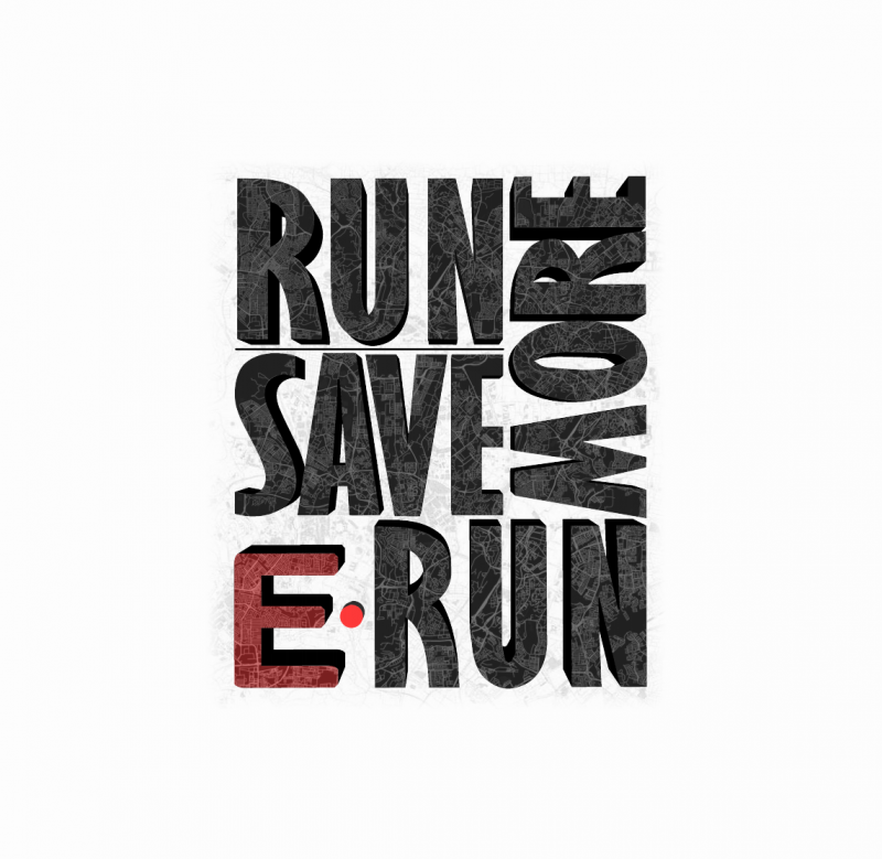 E.Run - Run More Save More Virtual Run 2020
