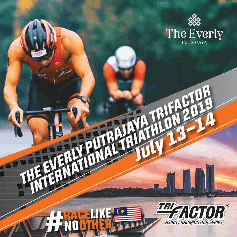 The Everly Putrajaya TRIFACTOR International Triathlon 2019
