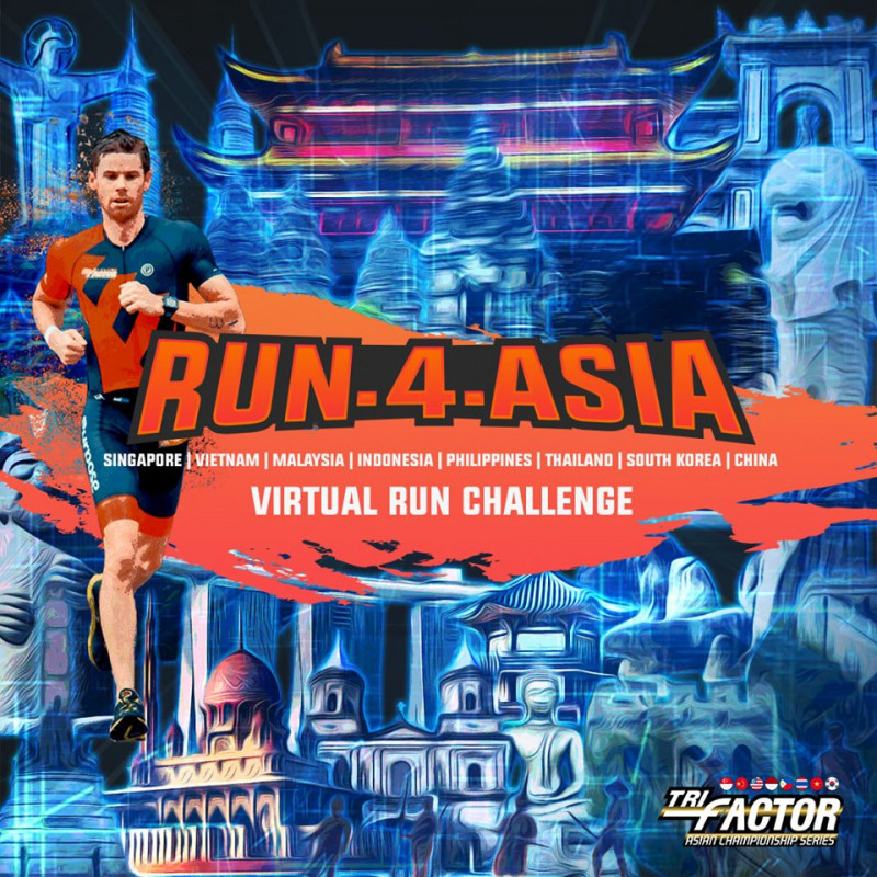 TRI-Factor Run-4-Asia Virtual Challenge 2020