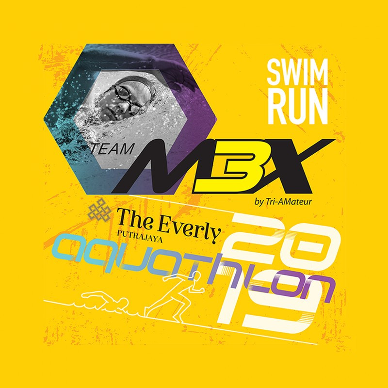 The Everly   Putrajaya Aquathlon 2019