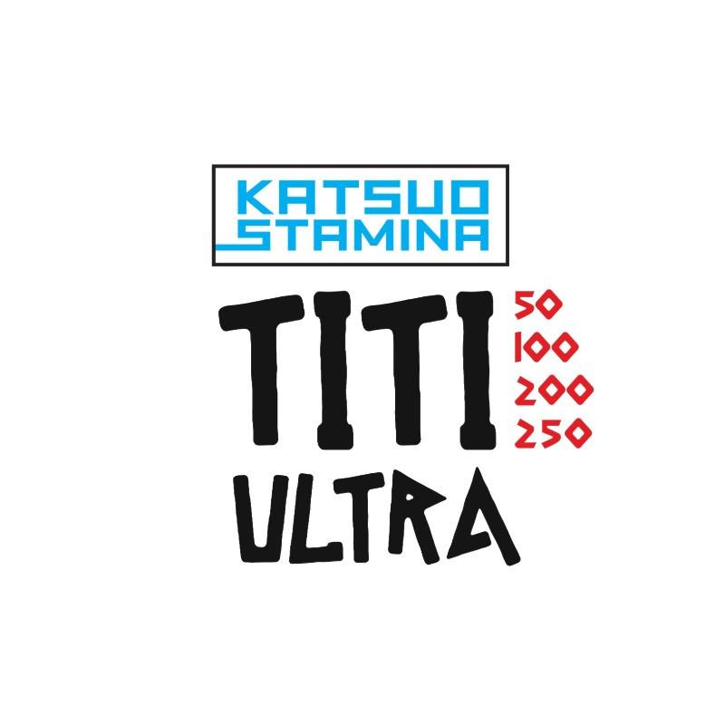 Katsuo Stamina TITI ULTRA 2021